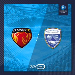 LE MANS FC / US AVRANCHES MSM